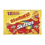 Starburst and Skittles Funsize 204 g (Pack of 12) RRP £23.88 NOW £10.65 @ Amazon