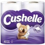 Win a year's supply of cushiony soft Cushelle® Supersize @ Cushelle