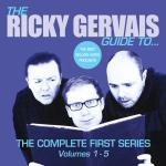 £8 - 60% off Ricky Gervais Guide to.... @ AudioGo