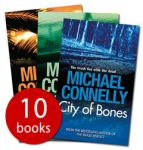 Michael Connelly - The Bosch Collection (10 Books) RRP £79.90 - Now £8.00 @ The Book People
