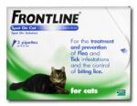 Frontline Spot On CAT 3 pack @petfleas.co.uk £9.89 (6 pack £16.19) inc free 1st class P&P