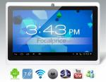 MD708 CHEAP Basic Android 4.0 Allwinner A13 based Capacitive Tablet Only £33.89 @ Focal Price