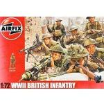 Airfix A01763 WWII British Infantry Northern Europe 1:72 Scale Series 1 Plastic Figures (16 figures) - £2.83 @ Amazon