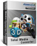 Giveaway of the Day - Aiseesoft Total Media Converter Platinum 6.3.28. 19 Hours 3 Minutes left to Download & Activate Product