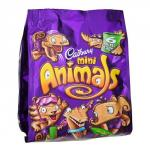 Cadbury Mini Fingers (% pack) / Animals (6 pack) ONLY 75p @ Iceland