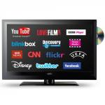 CELLO C32100F 32 INCH LED SMART TV with In-Built DVD Player for £234 @ Gillmans Appliance Store