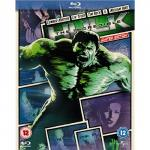 The Incredible Hulk (Reel Heroes) Blu-Ray £3.99 @ Play.com
