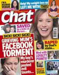 CHAT MAGAZINE ISSUE 3 CLOSING 29TH JANUARY 2013