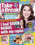 Take a Break Issue 4 - Prizes totalling £30,039