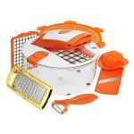 JML Salad chef 8 piece set, was £49.99 now £16.99 and deliverd and 5 star reviews