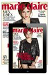 Magazines direct Marie Claire £22.99 for two year subscription plus £5 quidco