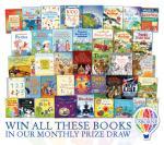 MONTHLY: December - Win forty fabulous Usborne books @ Usborne