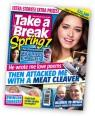 Take a Break Spring 1 - Issue 2 - Prizes totalling £21,500