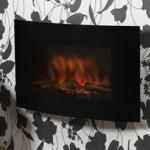 Pifco PE157 Wall Mount Fire log effect  £79.99  roys of wroxham