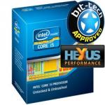Intel Core i5-3570K 3.40GHz (Ivy Bridge) Socket LGA1155 Processor for £155.99 plus delivery  @ Aria