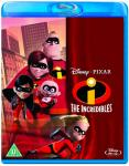 The Incredibles Blu Ray £8.95 @ Zavvi