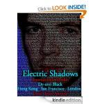 Free spy thriller Electric Shadows ebook, free today @ Amazon