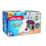 Vileda Easy Wring and Clean Microfibre Mop and Bucket with Power Spin £10.50 @ Sainsburys
