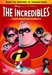 Disney Pixar's The Incredibles DVD (2 Disc Slipcover Collectors Edition) - £1.54 Delivered @ eBay/estocks (Pre-owned VGC)