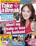 Take a Break Issue 10 - Prizes Totalling £30,014