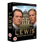 Lewis: Series 1 - 4 The Collection Box Set (17 Discs) £11.99 @ Play and sold by Zoverstocks