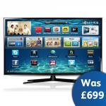 "Samsung UE37ES6300 37"" 3D Smart LED TV £449 @ Scottish Hydro"