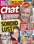 CHAT MAGAZINE ISSUE 11 CLOSING 26TH MARCH 2013
