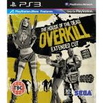 House of the Dead: Overkill Extended Cut PS3 Move Game £5.52 @ amazon