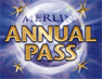 Merlin Annual Pass - 12 months unlimited entry to various attractions from £27.50