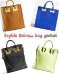 Win a Sophie Hulme Bag @ Harvey Nichols
