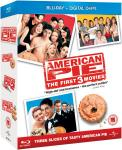 American Pie 1-3 (With Digital Copies) Blu-ray £6.95 @ zavvi.com