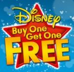 Buy One Get One Free on Selected Disney Blu-rays @ zavvi outlet £13.95
