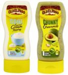 Old El Paso Squeezy Chunky Guacamole / Sour Cream (295 /285g) 0.39p @ B&M