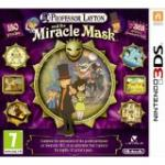 Professor Layton and The Miracle Mask, New, 3DS at HMV for 14.99