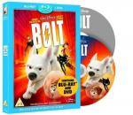Bolt Combi Pack (Blu-ray + DVD)[Region Free] only £8.49 @ Amazon