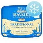 MACKIES ICE CREAM 2L TUB [100% EXTRA FREE TUB] £2.00@TESCO [INSTORE]