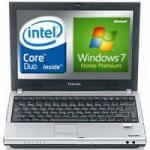 Toshiba Satellite Pro U200 Laptop Intel Core Duo 1.66GHz 2GB DDR2 GRADE A £129.99 delivered @ UKDVDR
