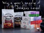Win a year's supply of Jordans' deliciously natural goodness @ Canopy and Stars