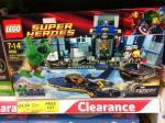 Tesco Camberley - Lego Marvel Super Heroes Hulk's Helicarrier Breakout 6868 £24.50