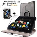 Kindle Fire HD Leather Case, £5.89 deliverd, rrp: £39.99 sold by  Forefront Cases Amazon