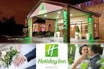 Hotel wedding package for £1999 at Holiday Inn, Barnsley. 50 day guests & 100 evening guests £1,999 @ Groupon