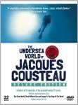 The Undersea World of Jacques Cousteau 22 DVD Deluxe Edition Box  £9.99 + 7.99 p&p
