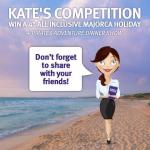 Win a 4* All Inclusive Holiday to Majorca @ Teletext Holidays @ Facebook