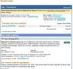 Car Hire Philly Intl Airport Example August 18-28 (11 days) luxury car (£66.45 for economy) - £101.55 @ Expedia