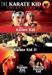 The Karate Kid 1-4 Box Set DVD @ Zavvi - £8.95