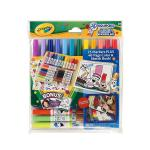 Crayola Pipsqueaks Wallet inc 25 Markers, Stickers & Sketch Book was £11.99 now £6 del @ Amazon (sold by ELC / Fulfilled by Amazon)