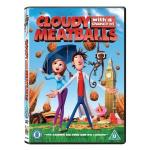 Cloudy With a Chance of Meatballs DVD @ Amazon £3