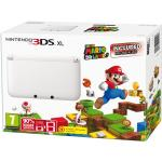Nintendo 3DS XL Ice White: Includes - Super Mario 3D Land £159.99 @Zavvi