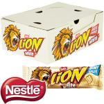 Full case of 40 x 42g full size Lion Bars original or white £11.60 @ Home Bargain