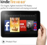 Kindle from £69 + Get 10% Quidco cashback on kindle tablets and e-readers @ Amazon